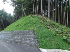 砂防堰堤工事 飯岡沢その1(砂防施設交)(栃木県)