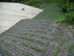 H23徳土 南山東谷 神・下分 砂防工事(2)(徳島県)