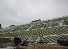 新白河南湖ニュータウン3号線外道路災害復旧工事(福島県)