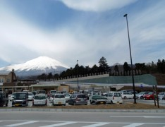 平成21年度まちづくり交付金事業(4194号線)須走道の駅関連整備工事(静岡県)