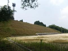 菊水区域小中併設型 校舎敷地造成東側工区2期1号工事(熊本県)