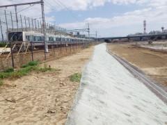 アサヒビール西宮工場跡地 地中障害物撤去他工事(兵庫県)