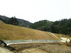 老ため池(24)第2号 阿弥陀池改修(その2)工事(愛媛県)
