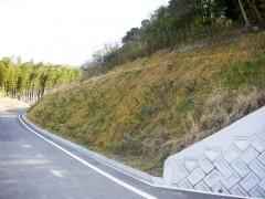 一般農道整備事業 高山入野Ⅱ期地区第1-2工区道路工事(兵庫県)