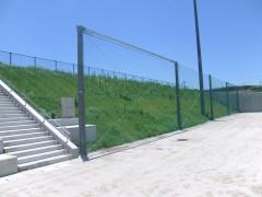 多目的運動公園園路広場整備工事(2工区)(福岡県)