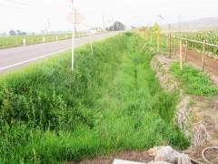 北2線道路改良舗装工事2工区(北海道)