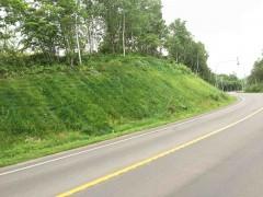 一般国道393号 小樽市 朝里川温泉道路路肩拡幅工事(北海道)