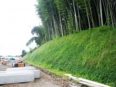一般県道 花園インター線 花園地区盛土工事(熊本県)