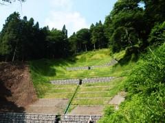 平成25年度復旧治山事業第6号 馬越-2(長野県)