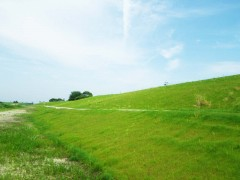 池之薗地区堤防改良(第2工区)工事(鹿児島県)