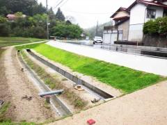 市道役場深原線道路改良工事(島根県)
