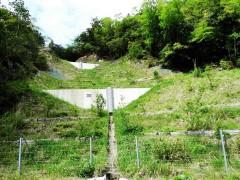 治山事業下埋淵地区平成25年度予防治山工事(山口県)