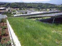 大分県速見郡日出町太陽光発電所工事(大分県)