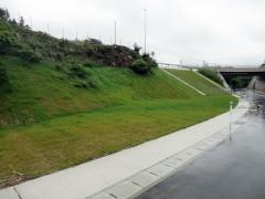 主要県道山口宇部線道路改良工事第5工区(山口県)