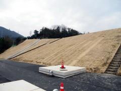 斐川沿岸利水事業馬の背調整池整備工事(島根県)