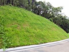 多久谷東線道路改良工事(島根)