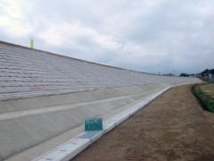 一般県道 花園インター線池亀地区道路改良工事(熊本県)