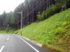 野原大山線道路改良工事(京都府)