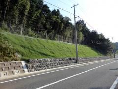 平成27年度広域農道災害復旧工事(山口県)