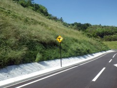 新都市中央線道路改良工事(その14)(兵庫県)