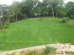 農土ため池第1号2大西新町荒神池改良工事(その2)(愛媛県)