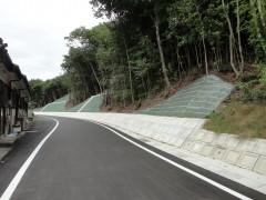 9区8区線道路改良工事(山口県)