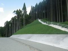 町道・江田高野線道路改良工事(8工区)(熊本県)