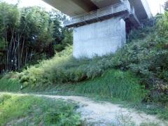 橋脚耐震補強工事(山口県)