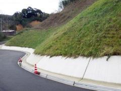 市道金山小杉線道路改良工事(島根県)