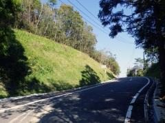 県道総社三和線道路改良工事(岡山県)