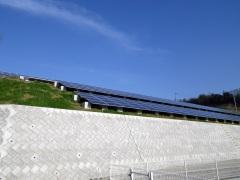 太陽光発電所造成工事(香川県)