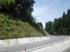 草良線道路改良工事(深田2工区)(鹿児島県)