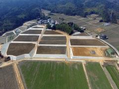 農業競争力強化基盤整備事業 下津令地区 平成27年度 区画整理工事(山口県)