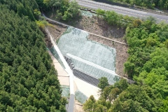 中国自動車道(徳地IC~山口IC間)徳地地区応急復旧工事(山口県)