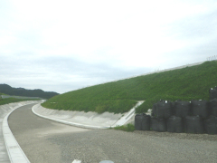 県道飯野松山都城線金御岳工区道路改良工事(宮崎県)