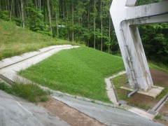 熊本高森線桑鶴大橋復旧工事(盛土)(熊本県)