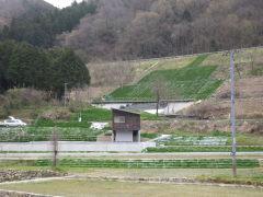 中国自動車道上熊谷地区災害応急復旧工事(岡山県)