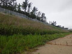 千代ノ藤地区道路改良工事(山形県)