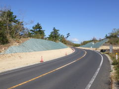 令和2年度農地整備事業(通作条件整備)簸川西地区歩道工事(その1)(島根県)